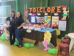 Comemoração da Semana Nacional da Educação Infantil