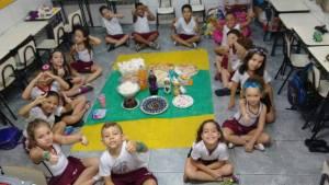 Semana da Meleca na Educação Infantil