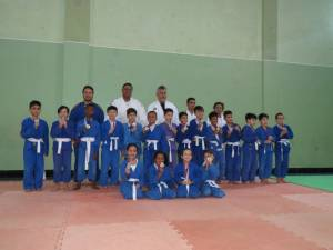 Campeonato de Judô INSEF 2018
