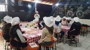 Delícias do Espaço INSEF Gourmet -  01/08/2019